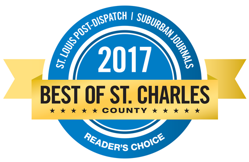 Best of St Charles 2017 logo